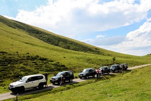 excursion en 4x4 au pays basque