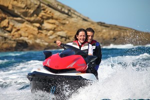 jet ski côte basque